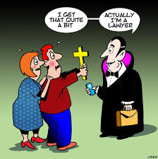 Lawyers in Life (and after too)