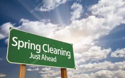 """Where does """"spring cleaning """" originate from?"""