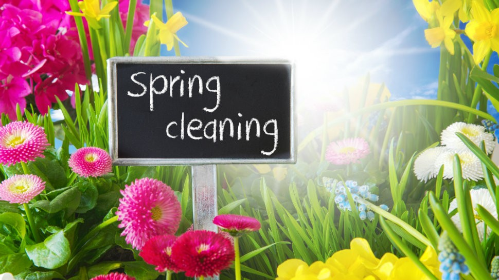 As the seasons change again, do you find yourself urged to spring clean and renew